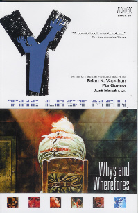 Y The Last Man – Vol.10 Whys And Wherefores
