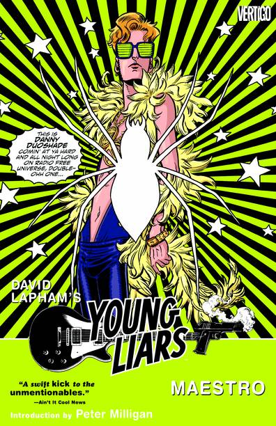 YOUNG LIARS TP VOL 02 MAESTRO ***OOP***