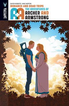A&A ADV OF ARCHER & ARMSTRONG TP VOL 02 ROMANCE AND ROAD TRIP
