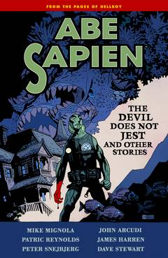 ABE SAPIEN TP VOL 02 DEVIL DOES NOT JEST ***OOP***