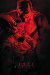 ABSOLUTE FINAL CRISIS HC ***OOP***