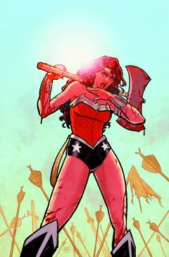 ABSOLUTE WONDER WOMAN BY AZZARELLO & CHANG HC VOL 01
