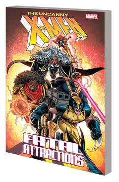 X-MEN FATAL ATTRACTIONS TP NEW PTG