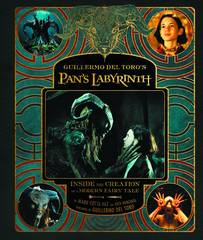 GUILLERMO DEL TOROS PANS LABYRINTH INSIDE CREATION HC