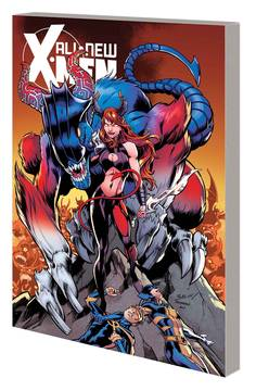 ALL NEW X-MEN INEVITABLE TP VOL 03 HELL HATH SO MUCH FURY