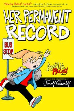 AMELIA RULES S&S ED TP VOL 08 HER PERMANENT RECORD