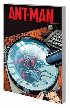 MARVELS ANT-MAN PRELUDE TP