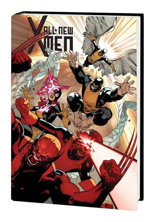 ALL NEW X-MEN HC VOL 01 ***OOP***