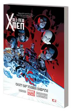 ALL NEW X-MEN TP VOL 03 OUT OF THEIR DEPTH