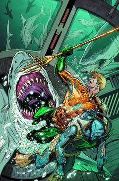 AQUAMAN HC VOL 05 SEA OF STORMS (N52)