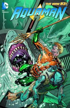 AQUAMAN TP VOL 05 SEA OF STORMS (N52)