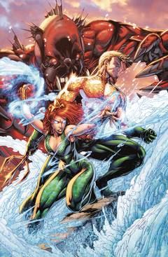 AQUAMAN HC VOL 08 OUT OF DARKNESS