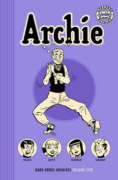 ARCHIE ARCHIVES HC VOL 05