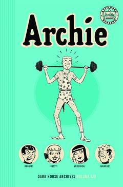 ARCHIE ARCHIVES HC VOL 06
