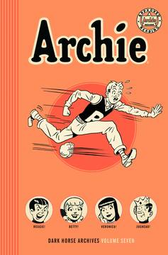 ARCHIE ARCHIVES HC VOL 07