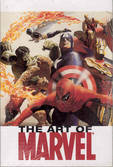 ART OF MARVEL COMICS HC VOL 01 ***OOP***
