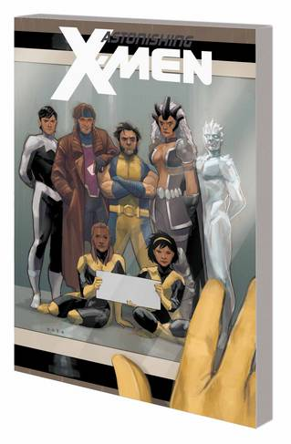 ASTONISHING X-MEN TP VOL 12 UNMASKED