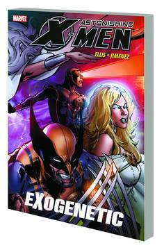 ASTONISHING X-MEN TP VOL 06 EXOGENETIC