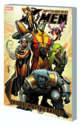 ASTONISHING X-MEN TP VOL 08 CHILDREN OF BROOD