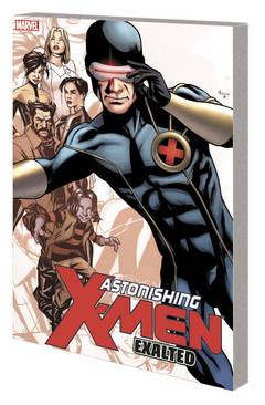 ASTONISHING X-MEN TP VOL 09 EXALTED ***OOP***