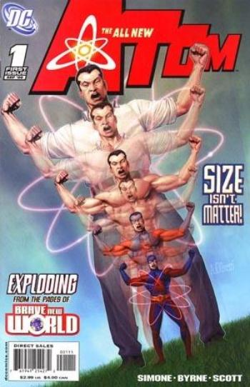 ALL NEW ATOM #1-11 COMPLEET + SPECIAL #1