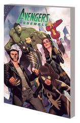 AVENGERS ASSEMBLE TP FORGERIES OF JEALOUSY