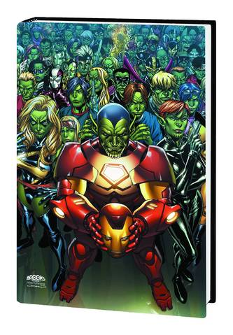 AVENGERS INITIATIVE PREM HC VOL 03 SECRET INVASION