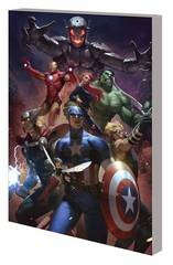 AVENGERS K TP BOOK 01 AVENGERS VS ULTRON DM ED LEE VAR