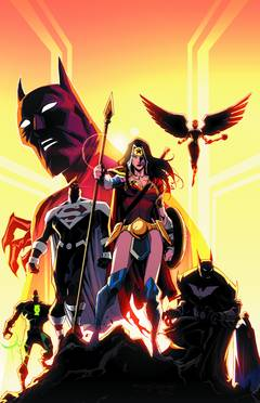 BATMAN BEYOND 2.0 JUSTICE LORDS BEYOND TP VOL 02