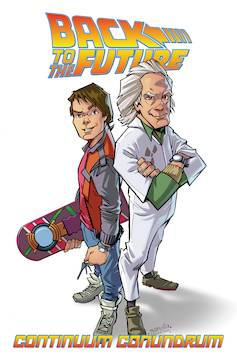 BACK TO THE FUTURE VOL 02 TP CONTINUUM CONUNDRUM