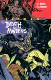 BATMAN DEATH AND THE MAIDENS TP ***OOP***