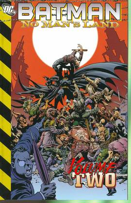 BATMAN NO MANS LAND TP VOL 2 ***OOP***