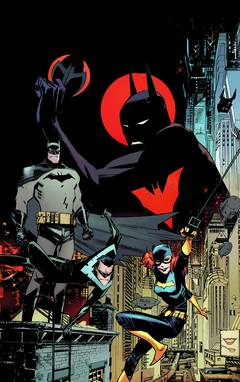 BATMAN BEYOND 2.0 TP REWIRED VOL 01