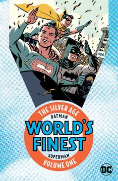 BATMAN & SUPERMAN IN WORLDS FINEST TP VOL 01 THE SILVER AGE