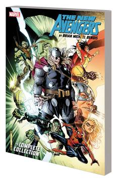 NEW AVENGERS BY BENDIS COMPLETE COLLECTION TP VOL 05