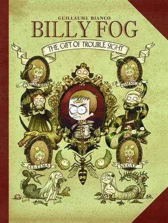 BILLY FOG GIFT OF TROUBLE SIGHT HC