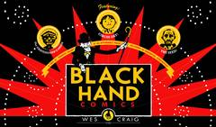 BLACKHAND COMICS HC