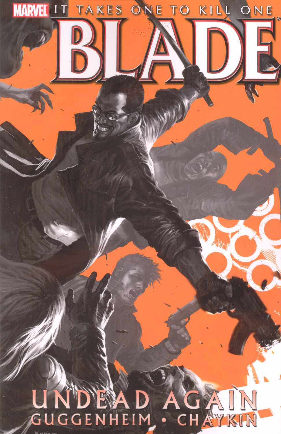 BLADE UNDEAD AGAIN TP ***OUT OF PRINT***
