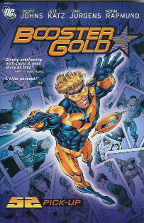 BOOSTER GOLD HC VOL 01 52 PICK UP ***OOP***