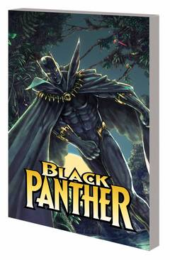 BLACK PANTHER BY PRIEST TP VOL 03 COMPLETE COLLECTION