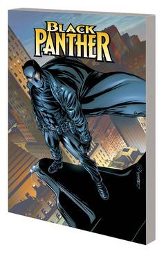 BLACK PANTHER BY PRIEST TP VOL 04 COMPLETE COLLECTION