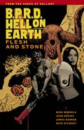 BPRD HELL ON EARTH TP VOL 11 FLESH AND STONE ***OOP***