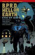 BPRD HELL ON EARTH TP VOL 13 END OF DAYS