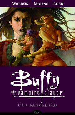 BUFFY BTVS SEASON 8 TP VOL 04 TIME OF YOUR LIFE