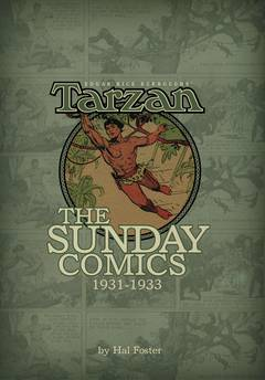 BURROUGHS TARZAN SUNDAY COMICS 1931-1933 HC VOL 01