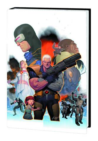 CABLE PREM HC VOL 02 WAITING FOR THE END OF THE WORLD ***OOP***