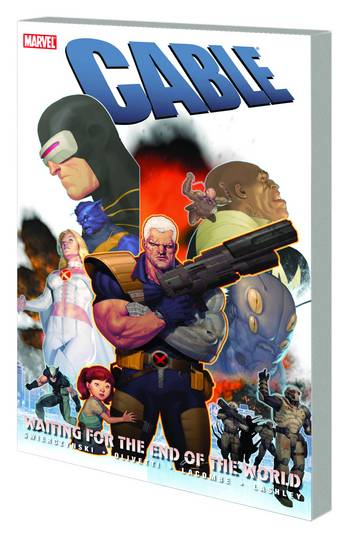 CABLE TP VOL 02 WAITING FOR THE END OF THE WORLD