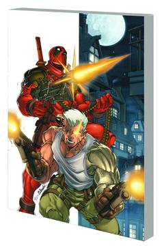 DEADPOOL & CABLE ULTIMATE COLLECTION TP BOOK 01 ***OOP***