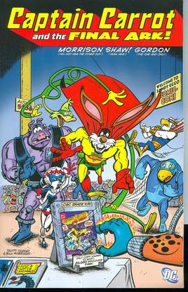 CAPTAIN CARROT AND THE FINAL ARK TP