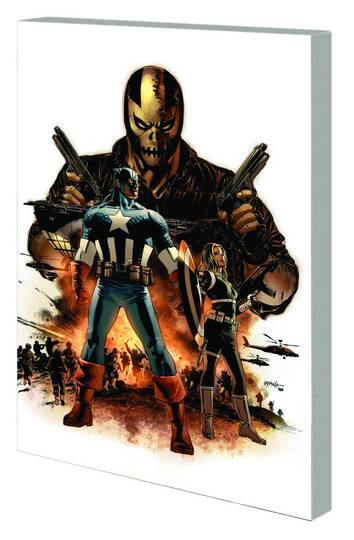 CAPTAIN AMERICA RED MENACE ULTIMATE COLLECTION TP